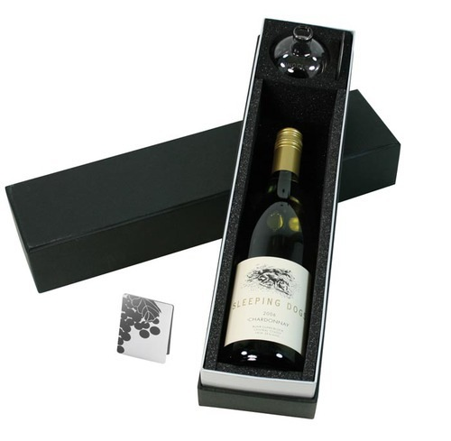 Xd Wine Box With Vino Globe