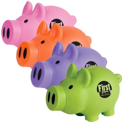 Little Piglet Coin Bank