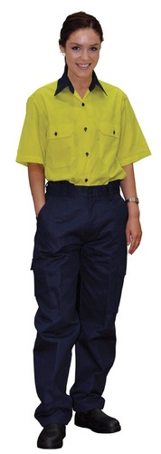 Ladies Drill Work Pants