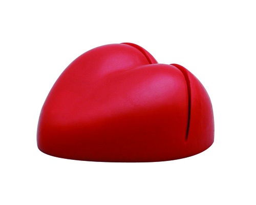 Stress Heart Paper Holder