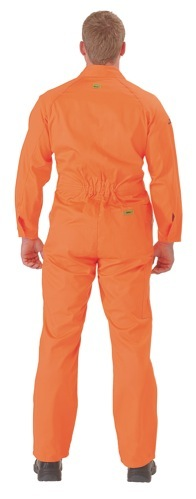 Insect Protection Lightweight Hi Vis Coverall
