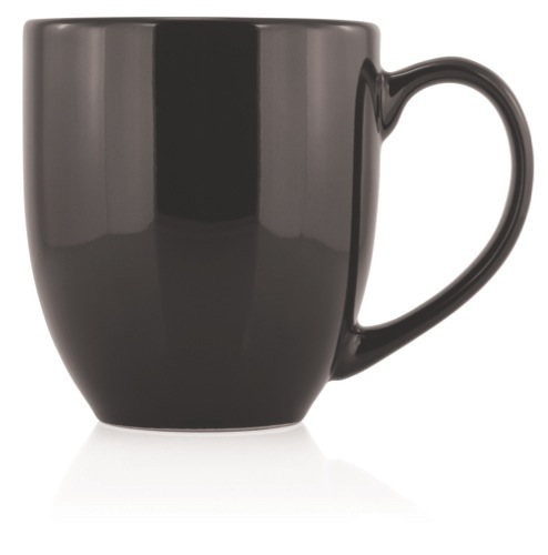 Hampton Ceramic Mug Large Black