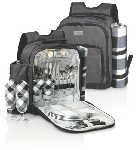 Advance Four Person Picnic Backpack