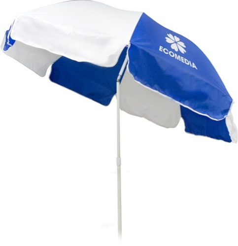Balmoral Beach Umbrella - Unprinted