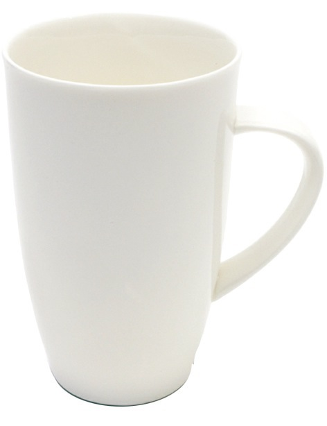White Basics Hi Coupe Mug Medium