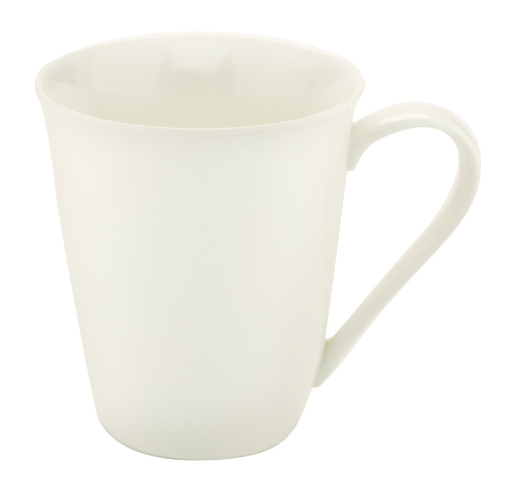 White Basics Motion Mug