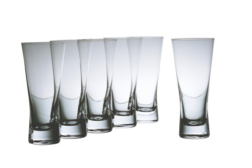 Copenhagen Hi-Ball Glasses