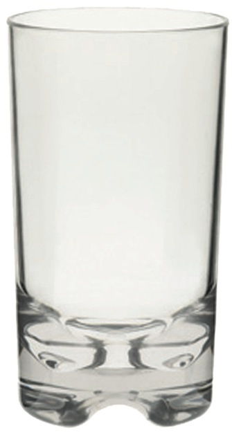 410ml Tropic Hi Ball Glass