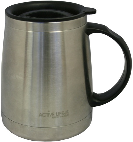 Oxley Wide Bases S/S Thermal Mug