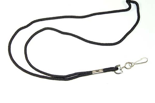Virgo Plain Neck Cords With Swivel Hook