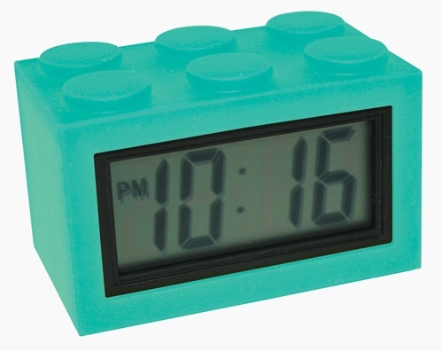 TIME BRICK - Silicone Digital Alarm