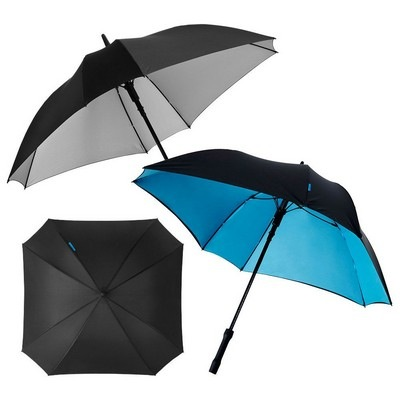 Marksman 23 inch Square Automatic Umbrella