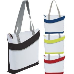 Upswing Zippered Convention Tote