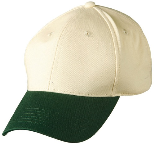 Cotton twill structured cap