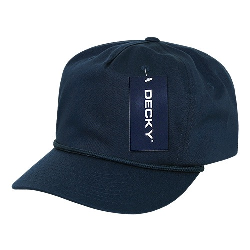 Classic 5 Panel with Rope