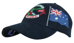 Brushed Heavy Cotton With Bottle Opener & Aust Flag