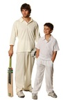 Kids CoolDry Polyester Cricket Pants