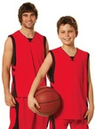 Adults CoolDry Basketball Singlet