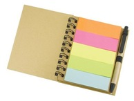 A6 Eco Sticky Note Set