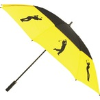 The Golfer Umbrella-Vented