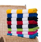 Havana Stripe Beach Towel