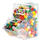 Assorted Colour Jelly Beans In Dispenser