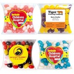 Corporate Colour Jelly Beans In Pillow Packs