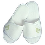 Spa Bathroom Slippers Adjustable Velcro