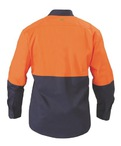Insect Protection 2 Tone Hi Vis Shirt