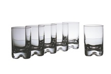 Corona Whisky Glasses