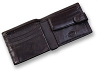 Top Grain Leather Wallet (Blk, Brn)