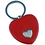 Metal Heart Keyring