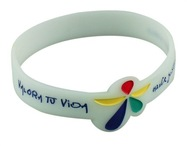 Wristband with Custom Shape