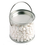 Medium Bucket Filled with Mints 500G