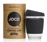 JOCO Reusable Glass Tea & Coffee Cup
