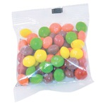 Assorted Fruit Skittles in 50 gram Cello