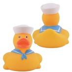Sailor PVC Bath Duck