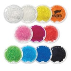 Round Gel Beads Hot/Cold Pack - Small