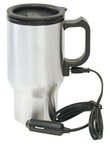 Stainless Steel Electric Thermo Mug 500Ml