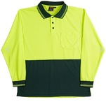 TrueDry Micro-mesh Safety Polo