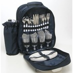 4-Person Picnic Backpack