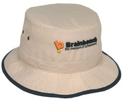Microfibre Bucket Hat