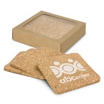 Oakridge Cork Square Set of 4