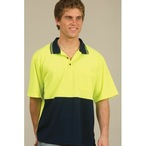 CoolDry Micro-mesh Safety Polo