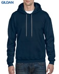 Gildan Premium Cotton Ring Spun Fleece Adult Hooded Sweatshirt