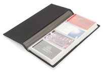 Microfibre Business Card Holder