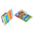 Full Colour Printed Bizcard Box with Boiled Lollies X8