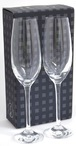 Ariston Champagne Glass Twin Pack