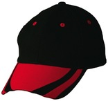 Contrast peak structured cap