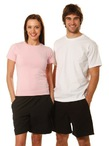 Mens Fitted Stretch Tee Shirts
